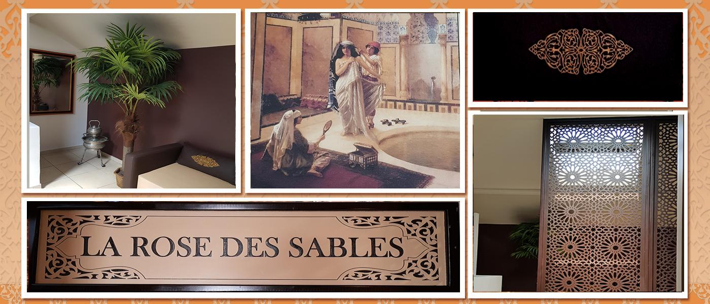 Tarifs Hammam La Rose Des Sables